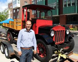 100 Traverse Truck Rare Napoleon Truck Finds Its Way Back Home To City