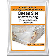 Amazon Queen Mattress Bag For Moving Heavy Duty Plastic