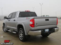 100 Toyota 4 Cylinder Trucks Used 2017 Tundra SR5 X Truck For Sale In Pauls Valley OK