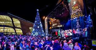 Vancouvers Biggest Christmas Tree Lighting Is Coming Back To Surrey This Weekend Featured Image