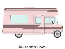 Motorhome Illustrations And Clipart 1493 Royalty Free