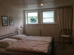 schlafzimmer erdgeschoss doppelbett ferienwohnung drübeck