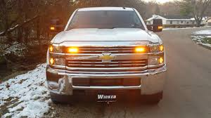 2017 CHEVY SERVICE BODY LED Strobe Light Package From Www ...