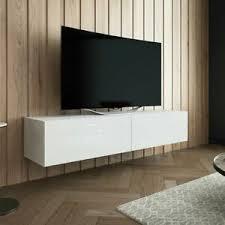 details zu tv lowboard slide 150 hängend hängeschrank fernsehschrank schrank wohnzimmer