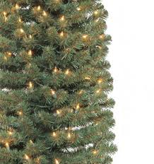 Christmas Tree Lane Altadena by 9 Ft Brighton Pencil Artificial Christmas Tree With 500 Clear