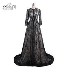 popular plus size long sleeve evening gowns dresses buy cheap plus