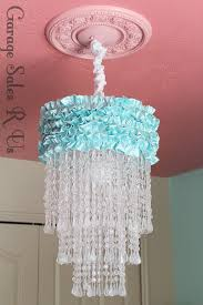 Elegant DIY Pearl Chandelier 25 Diy Ideas Make It And Love Interior Decorating Suggestion