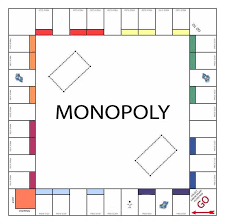 Monopoly Property Cards Template Unique Printable Board Card Free Layout C