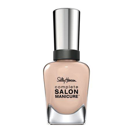 Sally Hansen Complete Salon Manicure Nail Polish - #142 Off-The-Shoulder, 14ml