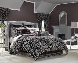 J Queen Valdosta Curtains by J Queen Bedding 10 Pc J Queen New York Valdosta Black West King