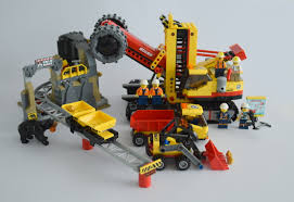 100 Lego Mining Truck LEGO City 60188 Experts Site Review
