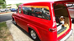 Awesome 1957 Ford Panel Truck (custom) 2017 Cruisin' So. Md. - YouTube The Mexicanmarket Ford B100 Is Threedoor F150 Of Your 1960 Panel Truck Truck Enthusiasts Forums F100 Stock Photos Images Alamy Classic Pickup Buyers Guide Drive The Street Peep Delivery Ford Panel Hot Rod 390 V8 Automatic Collector 1970 Econoline Van Super Rare Chevy Suburban Meets Newschool Diesel Performance K Prestigious Old Parked Cars Trucks Archives Classictrucksnet 3d Models Ourias3d