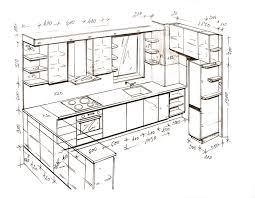 schema cuisine plan d une cuisine plan cuisine avec bar plan cuisine avec bar