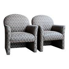 100 Contemporary Armchairs 1980s A Pair