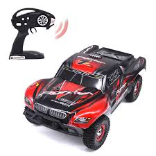 100 Best Rc Short Course Truck Tecesy RC Fast Car 40MPH Radio Control RC Brushless Buggy 24