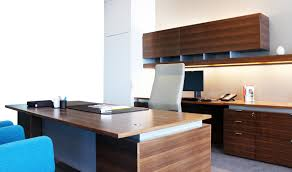 bureau de travail espace de travail pour être plus efficace et moins stressé