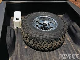 Tiregate Bed Mount Tire Holder Bed Mounting Your Spare f