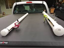 Pvc Fishing Rod Holders. Just Used Pvc Pipe With End Caps. And Cut ... In Vehicle Fishing Pole Holder Youtube Diy Truck Bed Rod Rack Archivoswebcom Fishing For Fish And Ing Roof Cap Installation With Light Bar Surf Racks Trucks Mount Pole Holder Car Images And Wallpaper Diy Raft Tube Stalking The Seam Pickup Reel Rackcarrier Holders Bloodydecks Rod Hull Truth Boating Forum Commander Holders Cfessions Of A Fisherman Hunter Tinker