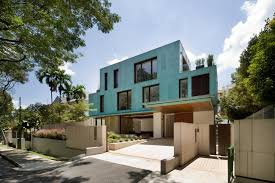 100 Architectural Houses The Green House K2LD Architects ArchDaily