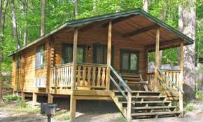 PA Camping Cabins Oak Creek Campground