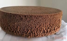 der einfachste und leckerste kakao tortenboden grundrezept