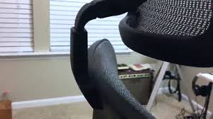 Workpro Commercial Mesh Back Executive Chair Manual by Ancheer Mount Ergonomic Black Mesh Computer Chair Review Youtube