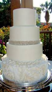 36 best Smooth Buttercream Wedding Cakes images on Pinterest