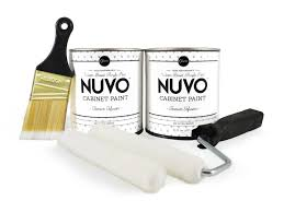 nuvo titanium infusion cabinet paint kit giani inc