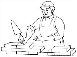 Labor Day Celebrate Coloring Page