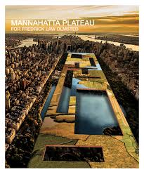 100 Mundi Design LA JOURNAL Announces Winners Of Competition To Redesign Central Park