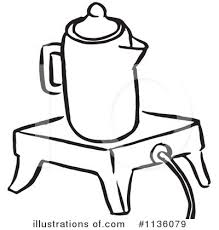 Royalty Free RF Percolator Clipart Illustration 1136079 By Picsburg