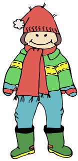 Coat Clipart Boy Clothes 2