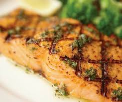 Herb Grilled Salmon from Olive Garden in Seattle Southside