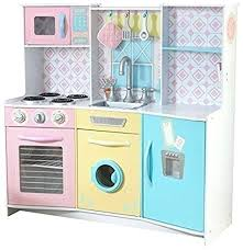 Kidcraft Kitchen Kidkraft Pastel Costco