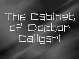 the cabinet of dr caligari 1919 peter schirmann rare youtube