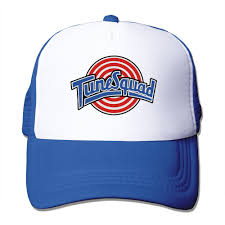 100 Space Jam Foams Mens Mesh Cool Snapback Hats Tune Squad At Amazon