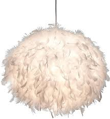 led pendelle ducky ø 55 cm m federn pendelleuchte wohnzimmer schlafzimmer federle design le leuchte deckenle inkl 9w led