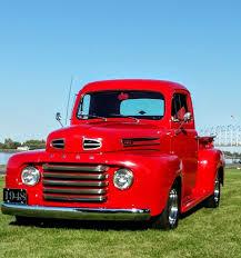 100 1948 Ford Truck F1 Classic Pickups Pickup Trucks 1952 Ford