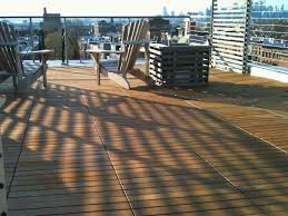 best patio pavers to add and sturdiness roof deck deck