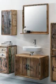 badezimmer bad ideen einrichtung waschtisch altholz