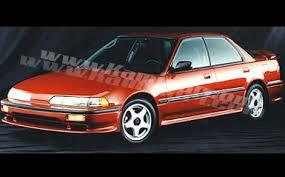 KA Integra body kit 1990 1991 4 Door FRP