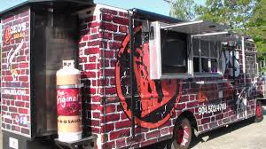 100 Concession Truck Bonos BBQ Food YouTube