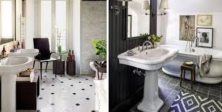 Bathroom Floor Design Ideas 40 Black White Bathroom Design And Tile Ideas