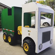 Custom Power Wheels Garbage Truck | Garbage Truck Kid | Pinterest ...