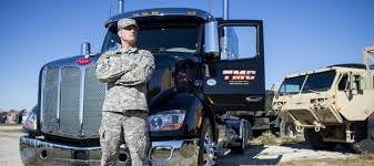 100 Tmc Trucking Training Top Company For Military Veterans Truck Driving Jobs TMC