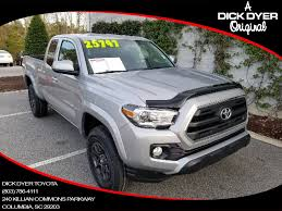 100 240 Truck PreOwned 2017 Toyota Tacoma SR 4D Access Cab In Columbia X004358A