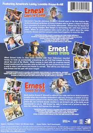 Ernest Saves Halloween by Amazon Com Ernest Goes To Camp Ernest Scared Stupid Ernest