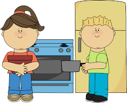 Kitchen Clipart Play 1