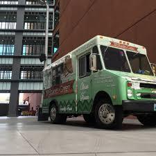 100 Green Food Truck 50 Shades Of Las Vegas S Roaming Hunger