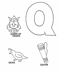ABC Primary Coloring Activity Sheet
